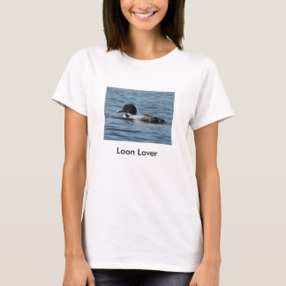 T-shirt Chemise d'amant de dingue
