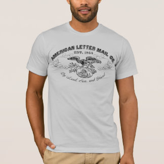 T-shirt Chemise d'American Letter Mail Company