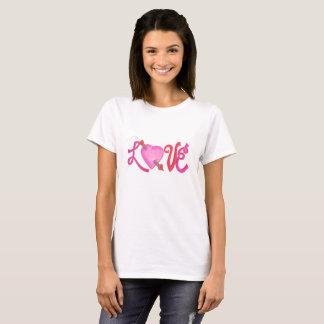 T-shirt Chemise d'amour