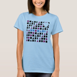 T-shirt Chemise d'amour d'Abu Dhabi