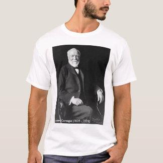 T-shirt Chemise d'Andrew Carnegie