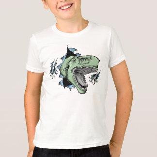 T-shirt Chemise dangereuse de dinosaure de Tyrannosaurus