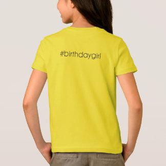 T-shirt Chemise d'anniversaire d'Emoji