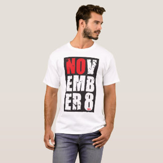 T-shirt Chemise d'anti-Atout de NOV. EMB ER 8