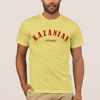 T-shirt Chemise d'antiquités de Kazanian