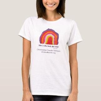 T-shirt Chemise d'arc-en-ciel de CDO