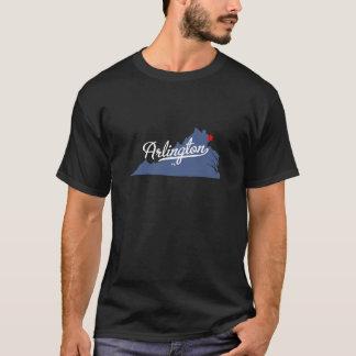 T-shirt Chemise d'Arlington la Virginie VA