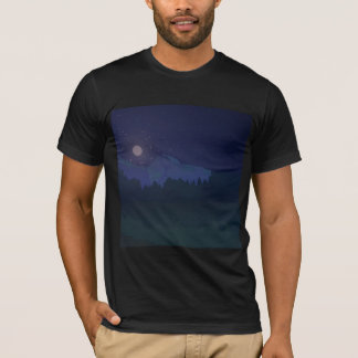 T-shirt Chemise d'art de Yosemite