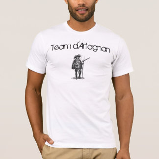 T-shirt Chemise d'Artagnan d'équipe