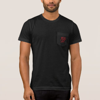 T-shirt Chemise de 100 Emoji