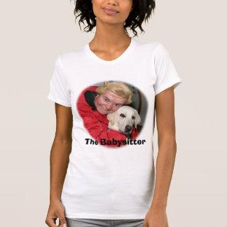 T-shirt chemise de babysitter, la babysitter