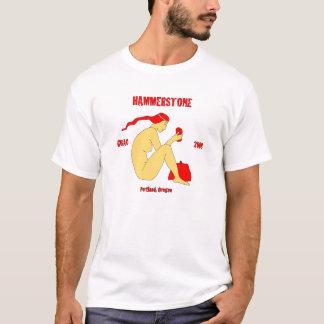 T-shirt Chemise de bande de Hammerstone 2008