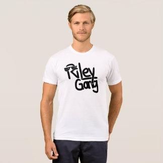 T-shirt Chemise de bande de Riley