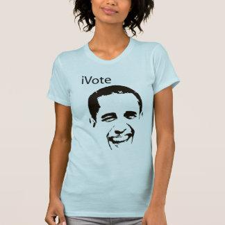 T-shirt chemise de Barack Obama d'iVote