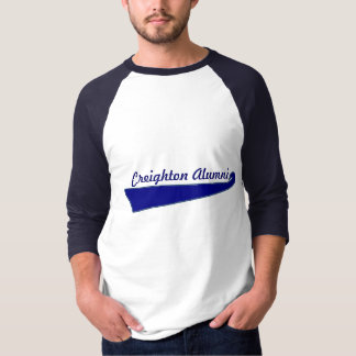 T-shirt Chemise de base-ball d'anciennes élèves de