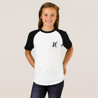 T-shirt Chemise de base-ball d'enfant d'équipage de