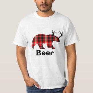 T-shirt Chemise de bière. Cadeau drôle