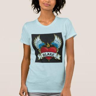 T-shirt chemise de blake