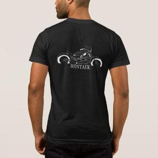 T-shirt Chemise de BMW R1200C Montauk (foncée)