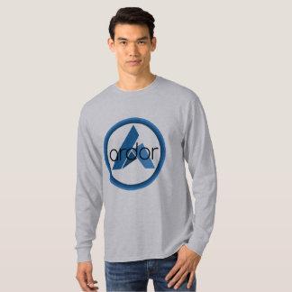T-shirt Chemise de bouclier d'ardeur
