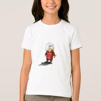 T-shirt Chemise de cadet pour des filles