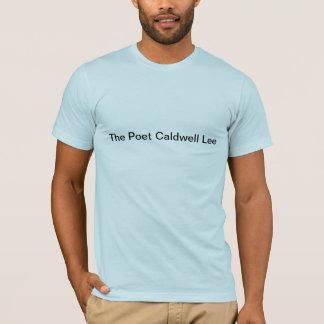 T-shirt Chemise de Caldwell Lee de poète