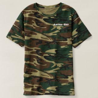 T-shirt Chemise de camo de CIEL d'Astro