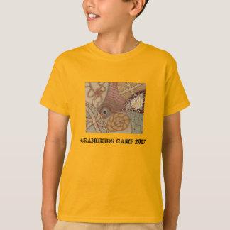 T-shirt Chemise de camp de Grandkids