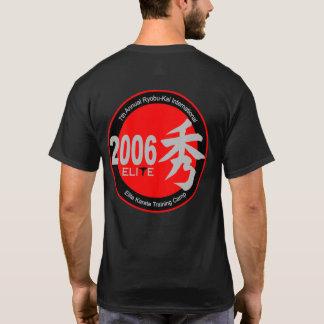 T-shirt Chemise de camp d'entraînement de karaté d'élite