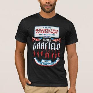 T-shirt Chemise de campagne de James Garfield 1880