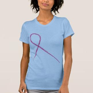 T-shirt Chemise de cancer du sein