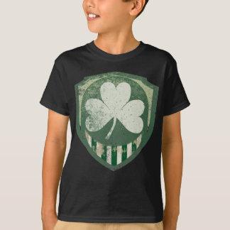 T-shirt Chemise de capitaine Irlande