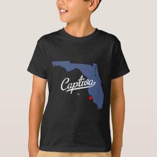 T-shirt Chemise de Captiva la Floride FL