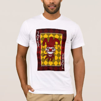T-shirt Chemise de carte de joker