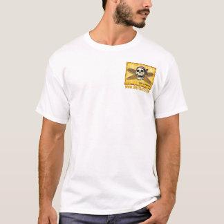 T-shirt Chemise de carte de trésor