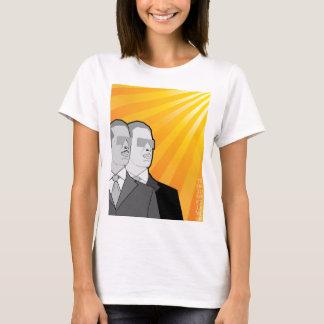 T-shirt Chemise de cas de masque de l'avance des femmes