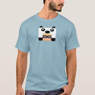 T-shirt Chemise de casquette de panda de DFuson