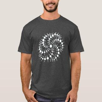 """T-shirt Chemise de cercle de culture """"d'écoulement"""
