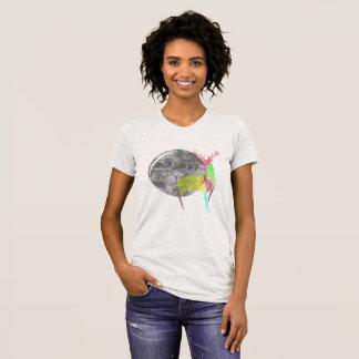T-shirt Chemise de cerfs communs
