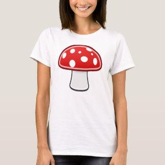 T-shirt Chemise de champignon