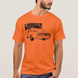 T-shirt chemise de chargeur de 1969 1970 Dodge
