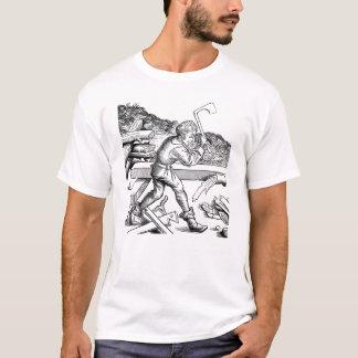 T-shirt Chemise de charpentier