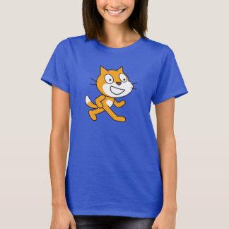 T-shirt Chemise de chat d'éraflure (femmes)
