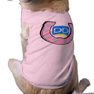 T-shirt Chemise de chien avec le grand logo