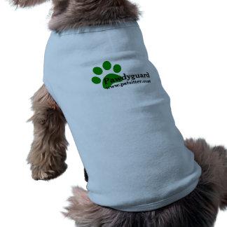 T-shirt Chemise de chien de Pawdyguard (garde du corps de