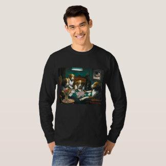 T-shirt Chemise de chiens et de Hamsa