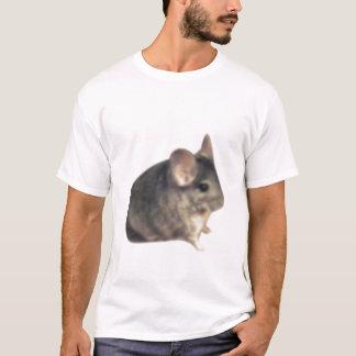 T-shirt Chemise de Chin-Thrilla par Awaypaint