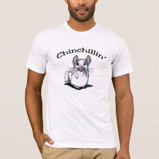 T-shirt Chemise de Chinchillin