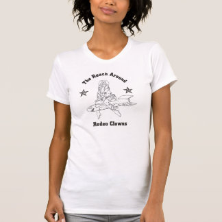 T-shirt Chemise de clowns de dames Mexique