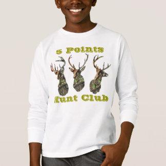 T-shirt Chemise de club de chasse